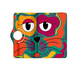 Colorful cat 2  Kindle Fire HDX 8.9  Flip 360 Case