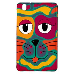 Colorful cat 2  Samsung Galaxy Tab Pro 8.4 Hardshell Case