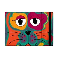 Colorful cat 2  iPad Mini 2 Flip Cases