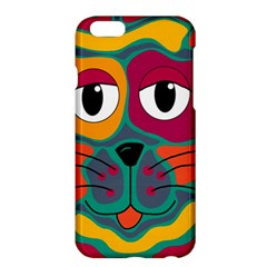 Colorful cat 2  Apple iPhone 6 Plus/6S Plus Hardshell Case