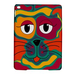 Colorful cat 2  iPad Air 2 Hardshell Cases