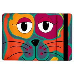 Colorful cat 2  iPad Air 2 Flip