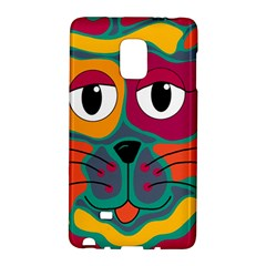 Colorful cat 2  Galaxy Note Edge
