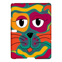 Colorful cat 2  Samsung Galaxy Tab S (10.5 ) Hardshell Case
