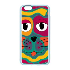Colorful cat 2  Apple Seamless iPhone 6/6S Case (Color)