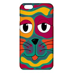 Colorful cat 2  iPhone 6 Plus/6S Plus TPU Case