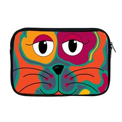 Colorful cat 2  Apple MacBook Pro 17  Zipper Case