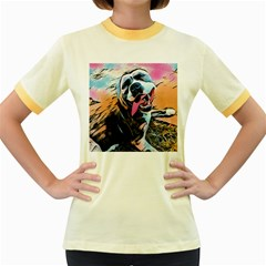 Img 20161203 0001 Women s Fitted Ringer T-Shirts