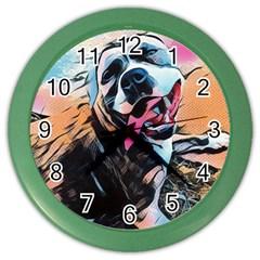 Img 20161203 0001 Color Wall Clocks