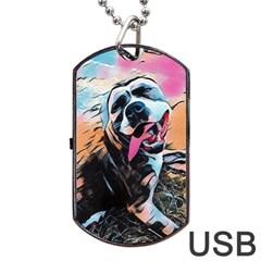 Img 20161203 0001 Dog Tag USB Flash (One Side)