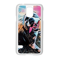 Img 20161203 0001 Samsung Galaxy S5 Case (White)