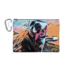 Img 20161203 0001 Canvas Cosmetic Bag (M)