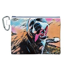 Img 20161203 0001 Canvas Cosmetic Bag (L)