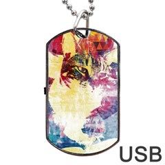 Img 20161203 0002 Dog Tag USB Flash (One Side)
