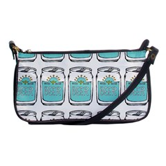 Beer Pattern Drawing Shoulder Clutch Bags