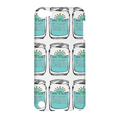 Beer Pattern Drawing Apple iPod Touch 5 Hardshell Case