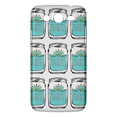 Beer Pattern Drawing Samsung Galaxy Mega 5.8 I9152 Hardshell Case