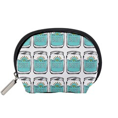 Beer Pattern Drawing Accessory Pouches (Small)