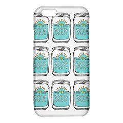 Beer Pattern Drawing iPhone 6/6S TPU Case