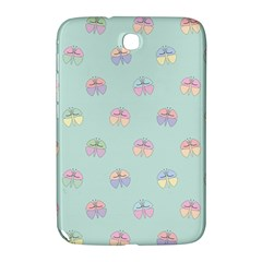 Butterfly Pastel Insect Green Samsung Galaxy Note 8.0 N5100 Hardshell Case
