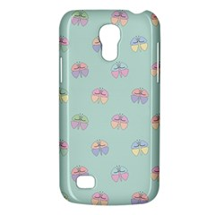 Butterfly Pastel Insect Green Galaxy S4 Mini