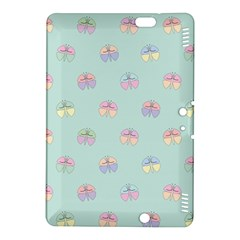 Butterfly Pastel Insect Green Kindle Fire HDX 8.9  Hardshell Case