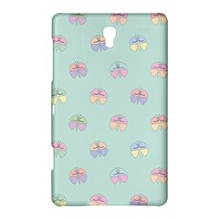Butterfly Pastel Insect Green Samsung Galaxy Tab S (8.4 ) Hardshell Case