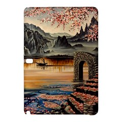 Japanese Lake Of Tranquility Samsung Galaxy Tab Pro 10.1 Hardshell Case