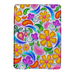 Floral Paisley Background Flower iPad Air 2 Hardshell Cases