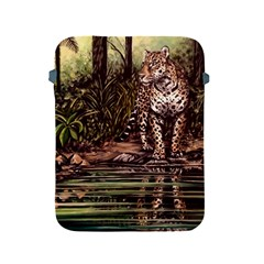 Jaguar in the Jungle Apple iPad 2/3/4 Protective Soft Cases
