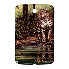 Jaguar in the Jungle Samsung Galaxy Note 8.0 N5100 Hardshell Case