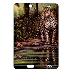 Jaguar In The Jungle Amazon Kindle Fire Hd (2013) Hardshell Case