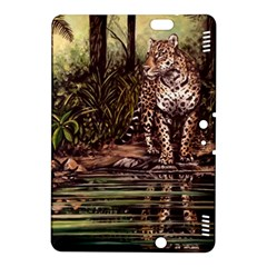 Jaguar in the Jungle Kindle Fire HDX 8.9  Hardshell Case