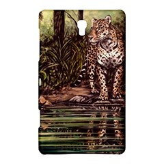 Jaguar in the Jungle Samsung Galaxy Tab S (8.4 ) Hardshell Case