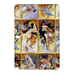 Alfons Mucha 1895 The Four Seasons Samsung Galaxy Tab Pro 12.2 Hardshell Case