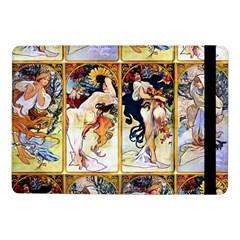 Alfons Mucha 1895 The Four Seasons Samsung Galaxy Tab Pro 10.1  Flip Case