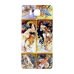 Alfons Mucha 1895 The Four Seasons Samsung Galaxy Alpha Hardshell Back Case