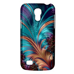 Feather Fractal Artistic Design Galaxy S4 Mini