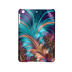 Feather Fractal Artistic Design iPad Mini 2 Hardshell Cases