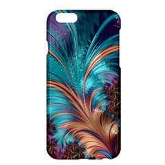 Feather Fractal Artistic Design Apple iPhone 6 Plus/6S Plus Hardshell Case