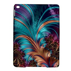 Feather Fractal Artistic Design iPad Air 2 Hardshell Cases