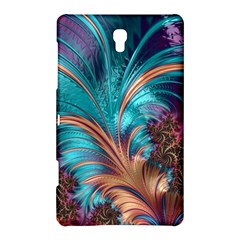 Feather Fractal Artistic Design Samsung Galaxy Tab S (8.4 ) Hardshell Case