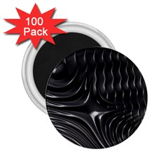 Fractal Mathematics Abstract 2.25  Magnets (100 pack)