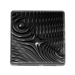 Fractal Mathematics Abstract Memory Card Reader (Square)