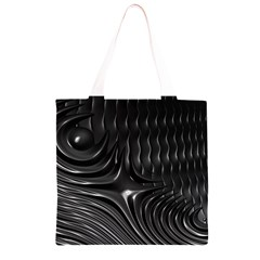 Fractal Mathematics Abstract Grocery Light Tote Bag