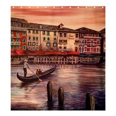 Venice Shower Curtain 66  x 72  (Large)