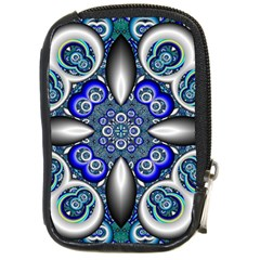 Fractal Cathedral Pattern Mosaic Compact Camera Cases