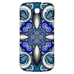 Fractal Cathedral Pattern Mosaic Samsung Galaxy S3 S III Classic Hardshell Back Case