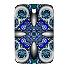 Fractal Cathedral Pattern Mosaic Samsung Galaxy Note 8.0 N5100 Hardshell Case
