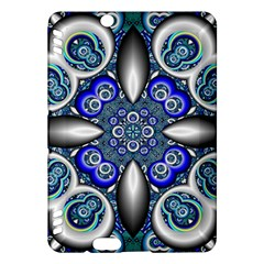 Fractal Cathedral Pattern Mosaic Kindle Fire HDX Hardshell Case